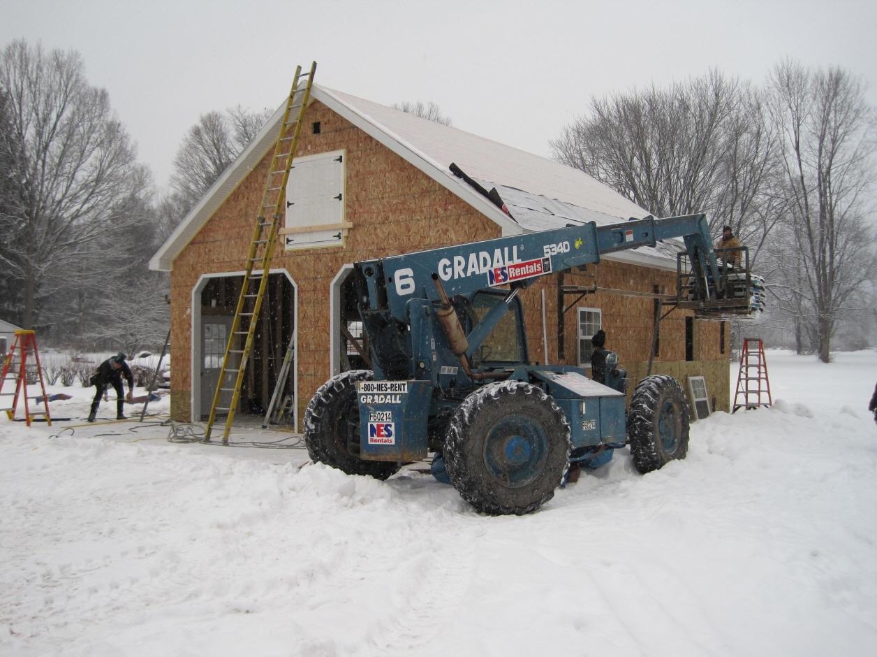 Garages built for 20 x 26 garage