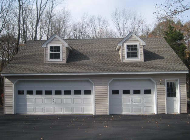 3 car garage harnack28x36 for Size of three car garage