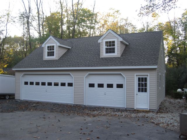 3 car garage harnack28x36 for Custom 2 car garage